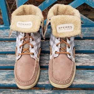 Sperry Top-Sider High Tops
